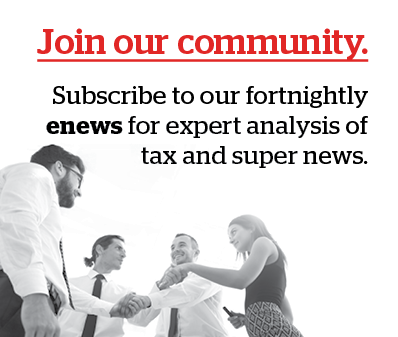 Subscribe to our e-News