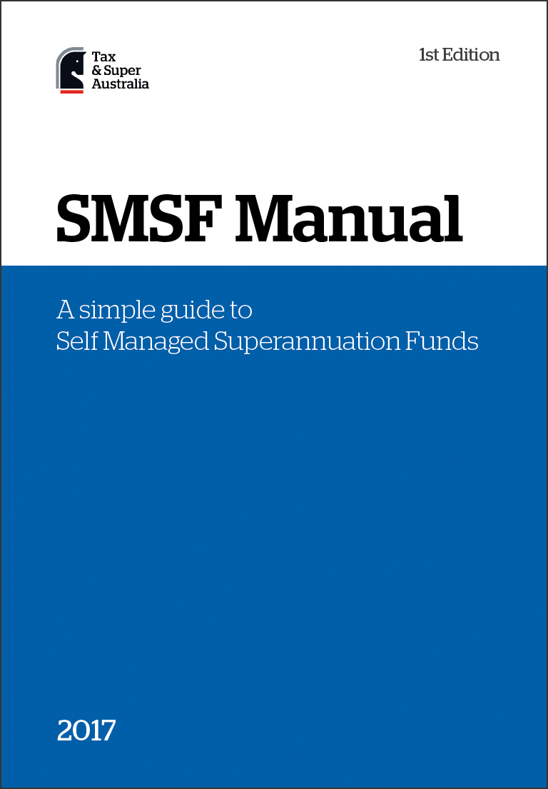 SMSF Manual Toolkit