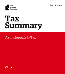Tax Summary 2017