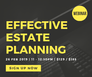 webinar with tax and super australia